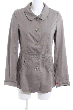Personal Affairs Short Coat light grey casual look