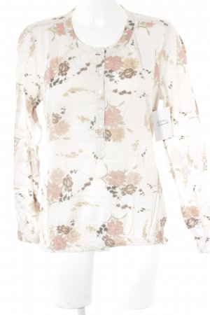 Personal Affairs Langarm-Bluse florales Muster Casual-Look