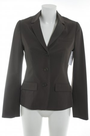Personal Affairs Tuxedo Blazer grey brown business style
