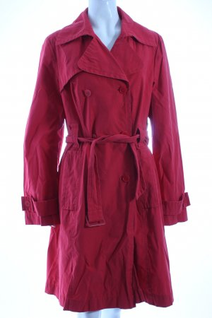 Personal Affairs Trenchcoat rot minimalistischer Stil