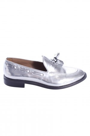 Pertini Loafer silber metallic