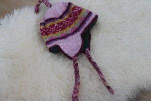 Peruaner Mütze Lapplandmütze