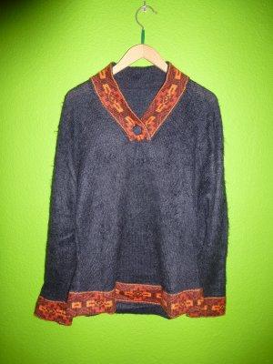 Peruanischer Wollpullover