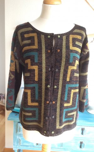 Peruvian Connection Cardigan Größe L