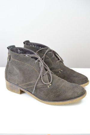 Pesaro Stiefel Wildleder braun Größe 40
