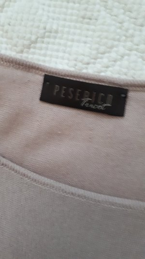 PESERICO zarter Wollpullover in A- Linie