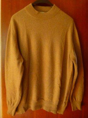 PETER HAHN 100% Cashmere Pullover 52 beige