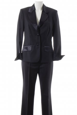 Peter Hahn Costume business bleu foncé style d'affaires