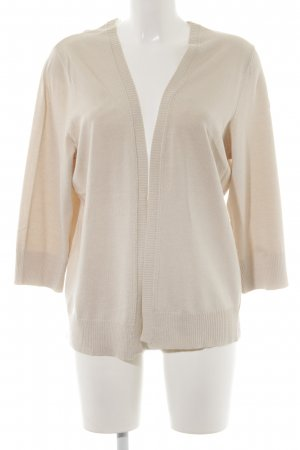 Peter Hahn Cardigan hellbeige Casual-Look