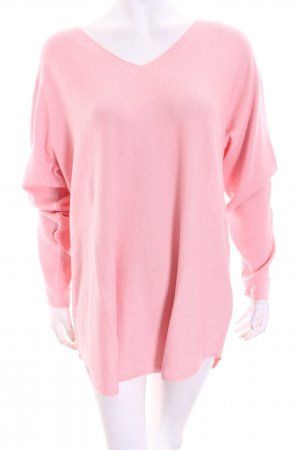 Peter Hahn Pullover rosa Casual-Look
