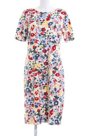 Peter Hahn Shirt Dress flower pattern casual look