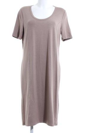 Peter Hahn Shirtkleid bronzefarben Casual-Look