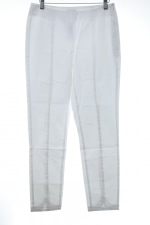Peter Hahn Treggings white casual look