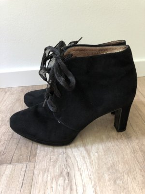 Peter Kaiser Ankle Boots black leather