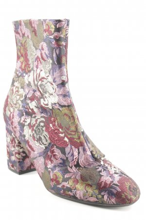 Peter Kaiser Booties flower pattern extravagant style