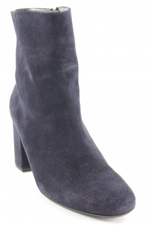 Peter Kaiser Booties dunkelblau Casual-Look