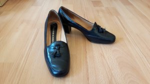 Peter Kaiser Business Shoes blue leather