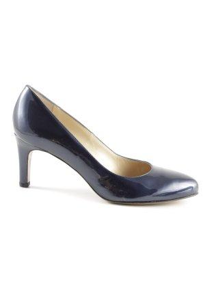 Peter Kaiser High Heels blue business style