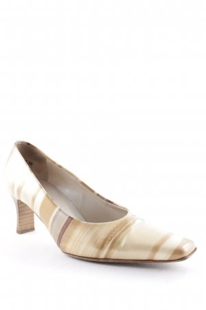 Peter Kaiser High Heels abstraktes Muster extravaganter Stil