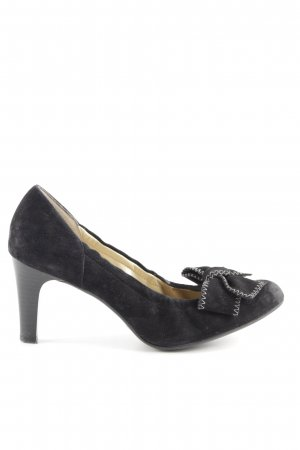 Peter Kaiser High Heels schwarz Business-Look