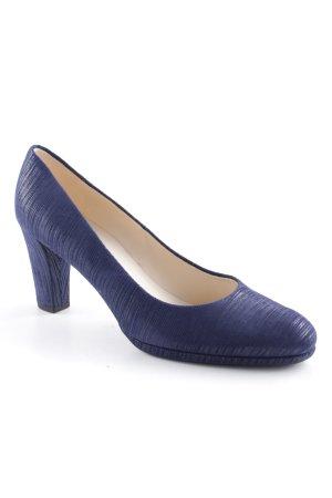 Peter Kaiser High Heels dunkelblau Elegant