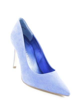 Peter Kaiser High Heels kornblumenblau Elegant