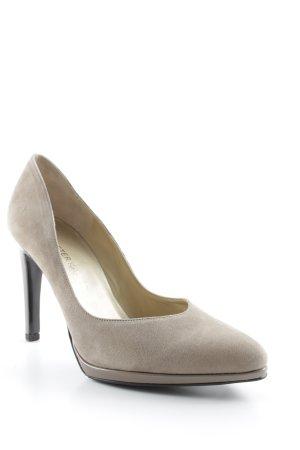 Peter Kaiser High Heels sandbraun Elegant