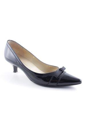 Peter Kaiser High Heels schwarz Elegant