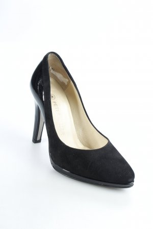Peter Kaiser High Heels schwarz Eleganz-Look