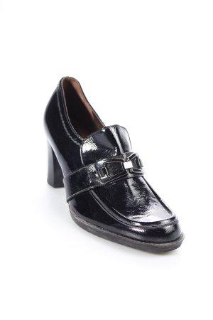 Peter Kaiser High Heels schwarz klassischer Stil