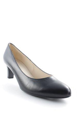 Peter Kaiser High Heels schwarz schlichter Stil