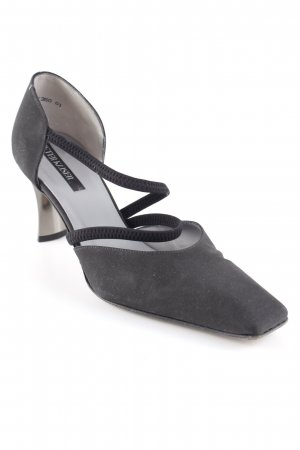 Peter Kaiser Mary Jane Pumps schwarz Elegant