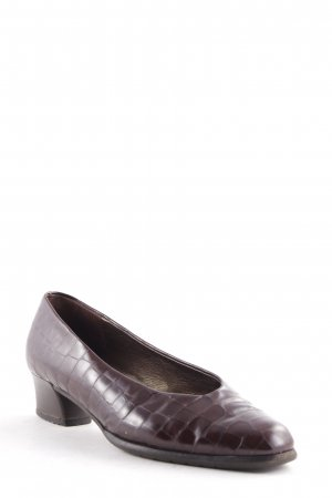 Peter Kaiser Pumps brown classic style