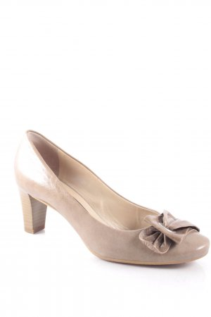 Peter Kaiser Pumps hellbraun Eleganz-Look