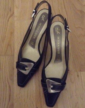 Peter Kaiser High-Heeled Sandals black