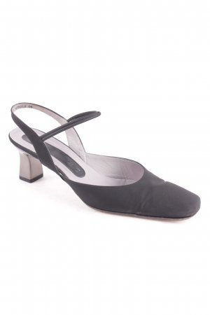 Peter Kaiser High-Heeled Sandals black casual look