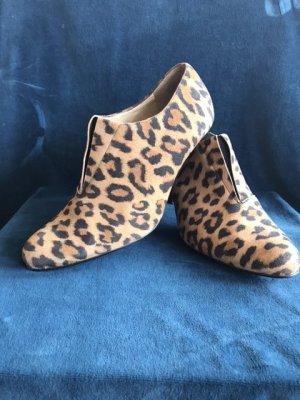 Peter Kaiser Schuhe mit Leopardenmuster