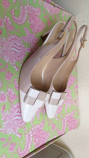 Peter Kaiser Sling Pumps 37,5 Neu