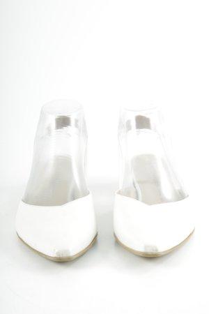 Peter Kaiser Slingback Ballerinas natural white classic style