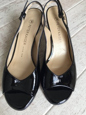Peter Kaiser slingback pumps