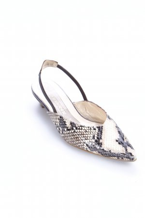 Peter Kaiser Slingback-Pumps Animalmuster Animal-Look