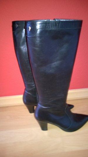 Peter Kaiser Stiefel Größe 39 in Glattleder, nur wenige Male getragen