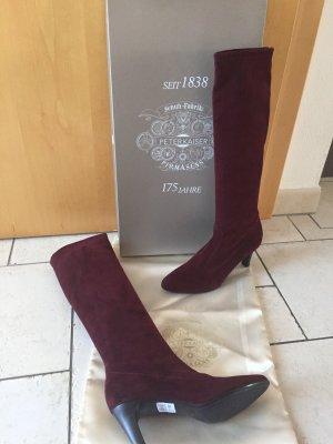 Peter Kaiser Stretch Boots bordeaux