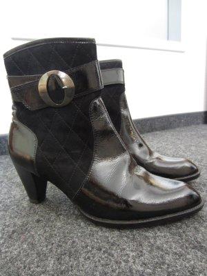 Peter Kaiser Stiefel / Stiefeletten Lack Größe 6,5, 40