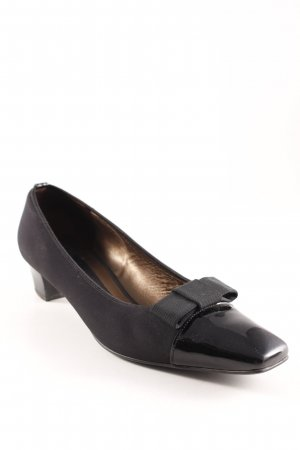 Peter Kaiser Loafer nero stile professionale