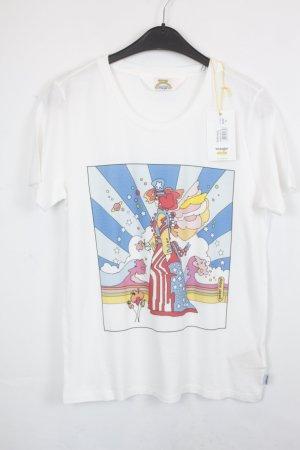 Wrangler Camiseta estampada multicolor Algodón