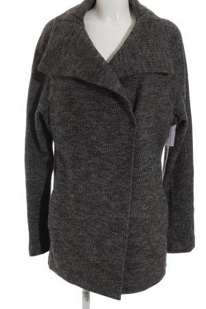 peter o. mahler Veste en laine motif pied-de-poule style anglais