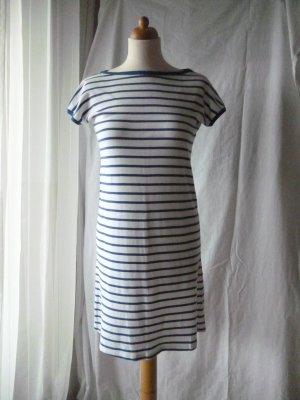 Petit Bateau Baumwollkleid mit Streifen