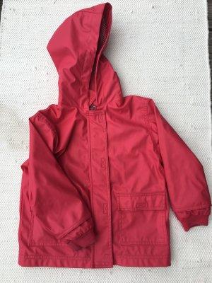 Petit Bateau Regenjacke, pink, 3 Jahre