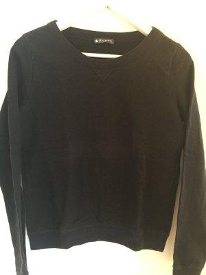 Petit Bateau Sweatshirt dunkelblau Größe S
